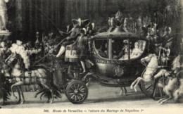 Musée De Versailles - Voiture Du Mariage De Napoleon 1er - C 1991 - Musées