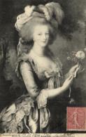 Musée De Versailles - Marie Antoinette Par Mme Vigée-Lebrun - C 1992 - Musées