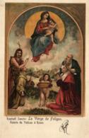 Raphaêl Sanzio - La Vierge De Foligno - Galerie Du Vatican à Rome - C 1994 - Musées