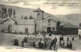 Amerique - Perou - Huaraz - Place Belen - Hopital - C 2034 - Pérou