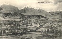 Amerique - Perou - Huaraz - La Ville Et Les Environs - C 2036 - Peru