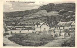 Amerique - Perou - Hacienda - Ferme Près De Huaraz - C 2037 - Pérou