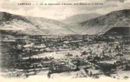 Amerique - Perou - Carhuaz - Département D'Ancachs, Huaraz Est Le Chef-Lieu - C C 2039 - Peru