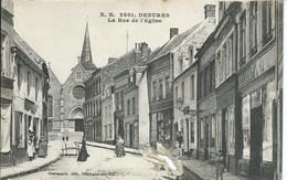 Desvres - La Rue De L'Eglise - Desvres