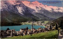 St. Moritz - GR Grisons
