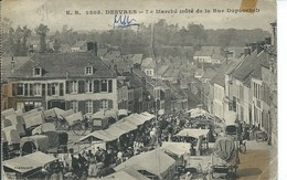 Desvres - Le Marché ( Côté De La Rue Duponchel ) - Desvres