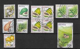 Kenya 2001 Crops, Selection To 60s Used (7318) - Kenya (1963-...)