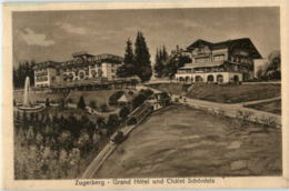 Zugerberg - Grand Hotel Schönfels - ZG Zoug