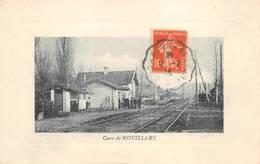 Novillars Canton Marchaux Environs Besançon Gare - Autres Communes