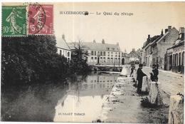HAZEBROUCK:  LE QUAI DU RIVAGE - Hazebrouck