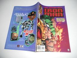 Marvel Comics Group The Invincible Iron Man Industrial Revolution Vol 2 N°6 1997 EN VO - Magazines