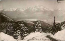 Ligne Aigle Leysin - VD Vaud