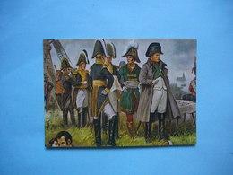 WATERLOO  -  Champ De Bataille  -  Napoléon 1er  -  Stagveld  -  BELGIQUE - Waterloo