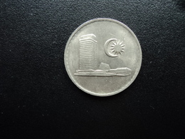 MALAISIE : 20 SEN   1987   KM 4    SUP - Malaysie