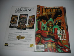 The Invicible Iron Man (Vo) N° 08 : Rebel Yell - Magazines