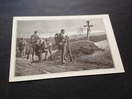EIN STILL GEBET DEM FREUNDE HIER ... - Weltkrieg 1914-18