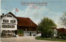 Lindau - Gasthof Zum Rössli - ZH Zürich