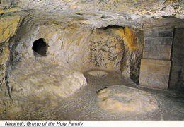 1 AK Israel * Nazareth - Die Grotte Der Heiligen Familie * - Israel