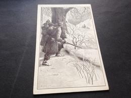 DER FEIND NAHT - C. BENESCH - WIEN ... - Weltkrieg 1914-18