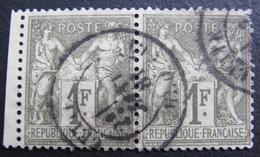 R1680/201 - SAGE TYPE I N°72 BdF - CàD De CETTE (Hérault) Du 2 JANVIER 1881 - Cote : 30,00 € - 1876-1878 Sage (Type I)