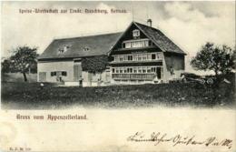 Herisau - Wirtschaft Zur Linde - AR Appenzell Rhodes-Extérieures