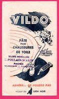 BUVARD - VILDO - Pâte Pour Chaussures De Toile - LION NOIR - Sellerie Bourrellerie POULAIN WARIN - Raches (59) - Shoes