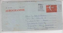 Australia Airmail Cover To Pakistan, Stamps,aerogram   (A-694) - 1966-79 Elizabeth II
