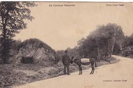 LA  CORREZE  ILLUSTREE ,,,,DEUX  BONS  AMIS ,,,, Carte Ecrite - France