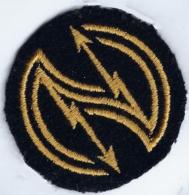 DETECTEUR Officier Marinier Insigne Tissu De Spécialité MARINE - Marine