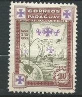 Paraguay - Yvert N° 343 *    Ai 26916 - Paraguay