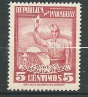 Paraguay - Yvert N° 473 *    Ai 26925 - Paraguay