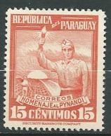 Paraguay - Yvert N° 474 *    Ai 26926 - Paraguay