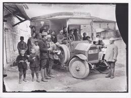 ALBANIE - AUTOCAR D'ERSEKA A GIORGUCATI 1900 1930 - Albania