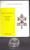 VATICANO 1998 500 Lire Ostensione Della Sindone Fdc - Vaticano