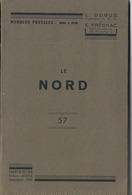 LIVRE MARQUES POSTALES DU NORD DUBUS FREGNAC 1947 - Sonstige Bücher