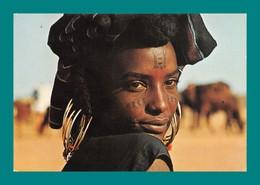 Niger Femme Bororo ( Tatouée,tatouage) - Niger
