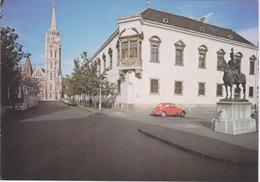 HONGRIE  -  BUDAPEST - STATUE ANDREAS HADIK - Hongrie