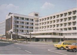HONGRIE  -  BUDAPEST -  HOTEL EGER - AUTOMOBILE SIMCA - Hongrie