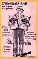BUVARD - Engrais Bar Est Le Pain Des Plantes - Sac - Flines Les Raches (59) - BAR GUISEZ - Attelage - Agriculteur - Nord - Agriculture