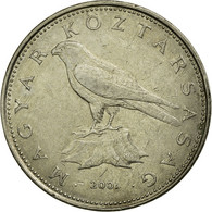 Monnaie, Hongrie, 50 Forint, 2001, Budapest, TB+, Copper-nickel, KM:697 - Hongrie