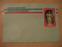 Doña Luisa Caceres De Arismendi 0,60 Air Mail Aerograma Aerogramme Air Letter VENEZUELA - Venezuela