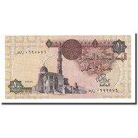 Billet, Égypte, 1 Pound, 1978 -2008, KM:50d, NEUF - Egypte