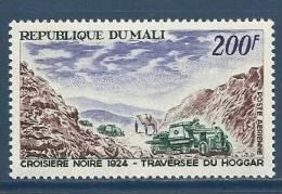 "Mali Aerien YT 41 (PA) "" Croisière Noire "" 1967 Neuf** - Mali (1959-...)"