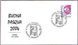 BUENA PASQUA - SEMANA SANTA. Roma 2004 - Cristianismo