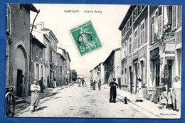 Sampigny / Rue Du Bourg - France