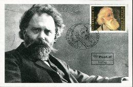 40439  Austria, Maximum 2007, Music Composer  Wilhelm Kienzl - Cartoline Maximum