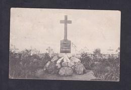 AK Lettlland Lettonie Tuckum Tukums Heldenfriedhof Soldatenfriedhof Guerre 14-18 Feldpost - Lettonie