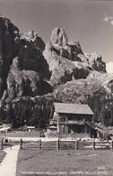 CARTOLINA - POSTCARD - TRENTO - RIFUGIO MONTI PALLIDI 1890 - GRUPPO SELLA 2946 - Trento