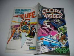 Cloak And Dagger N°5 : Introducing Mayhem N° 5 EN V O - Magazines