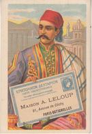 """PARIS-BATIGNOLLES  """" A LA MÉNAGÈRE - Maison A. LELOUP """" - Unclassified"""